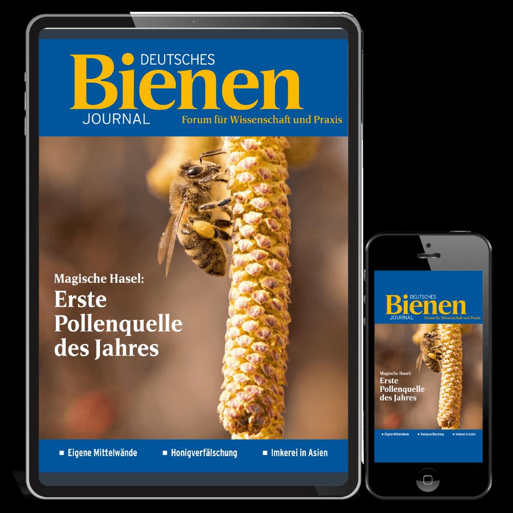 Bienen-Journal Digitalabo