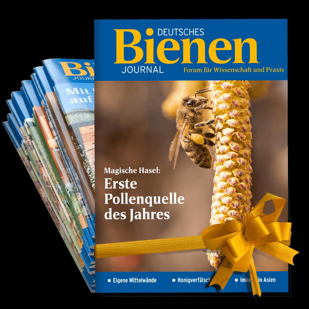 Bienen-Journal Geschenkabo