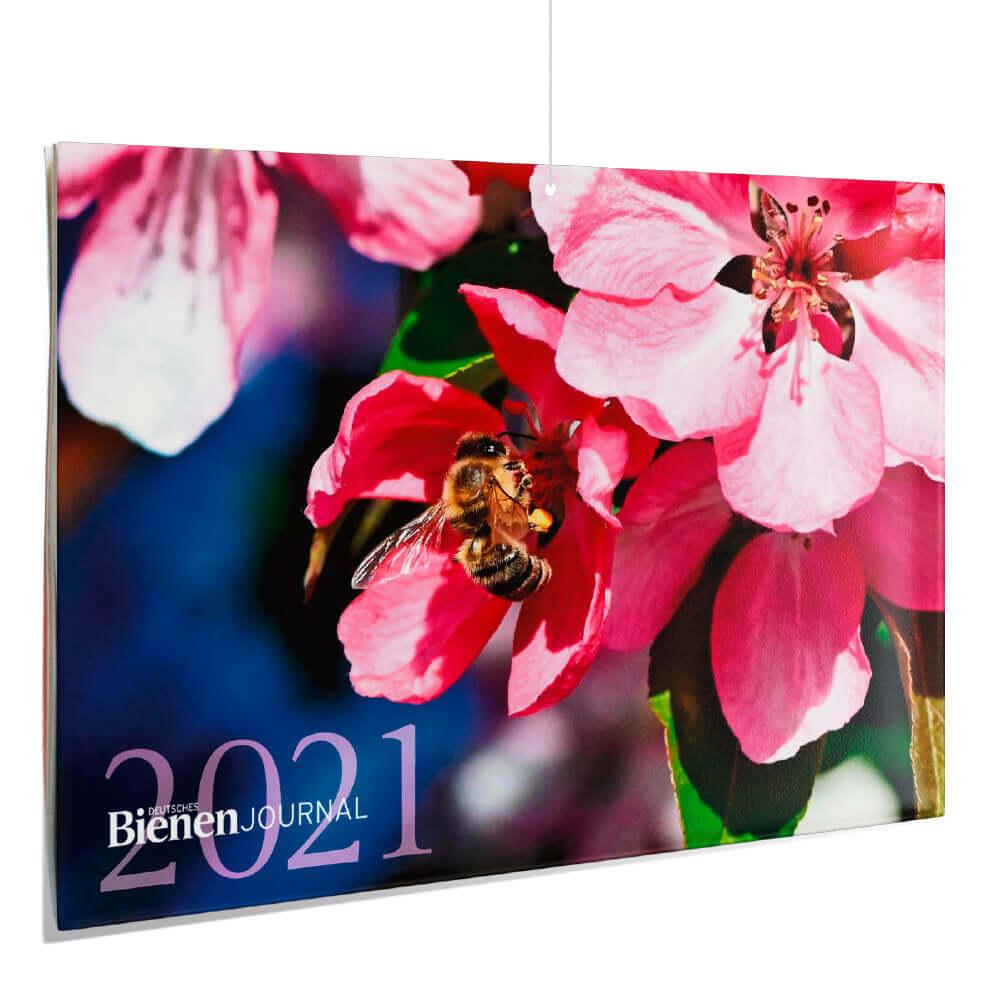Bienen Bildkalender 2021